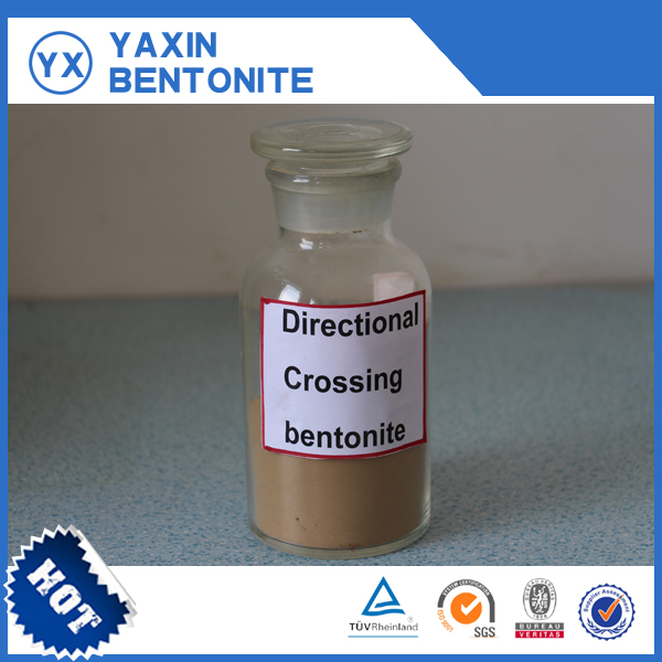 <b>Directional Crossing Bentonite</b>