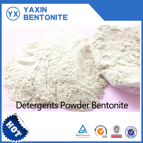 <b>White Bentonite for Detergent</b>